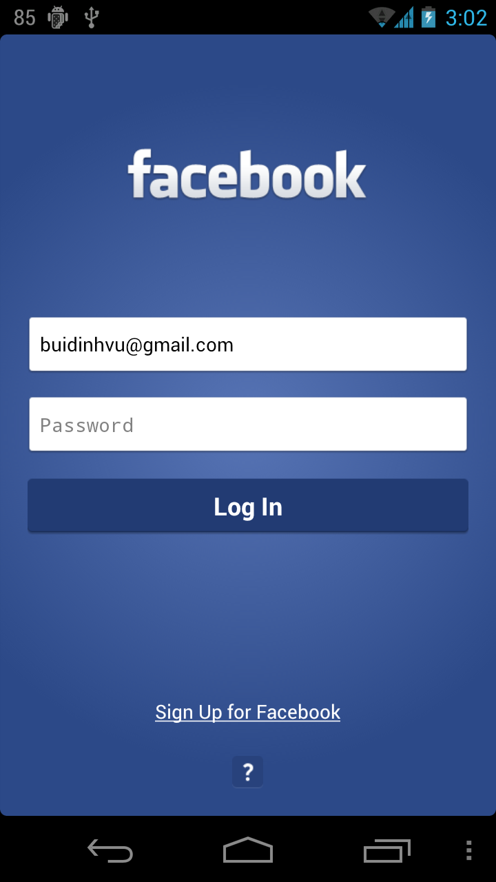 wwww.facebook.com login mobile